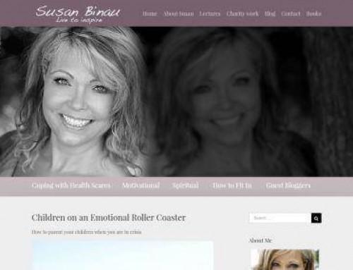 Susan Binau – homepageblog