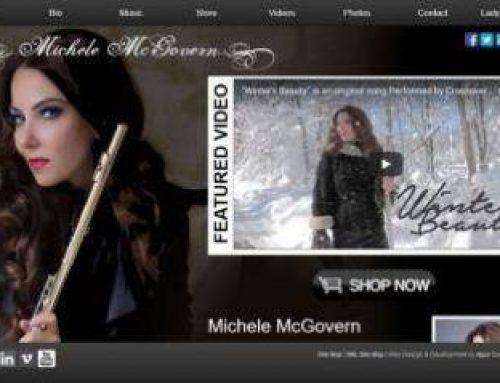 Michele McGovern – homepage
